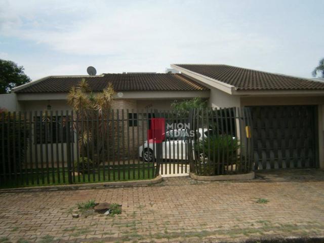 8416 | casa à venda com 3 quartos em centro, cascavel