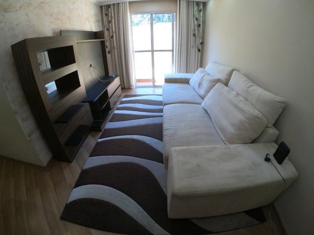 Aluga-se apartamento mobiliado perto da estação da cptm
