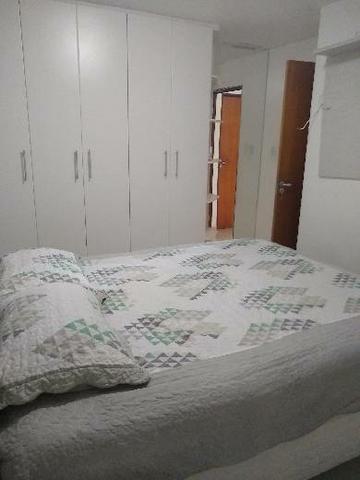 Alugo 3 quartos mobiliado ponta verde