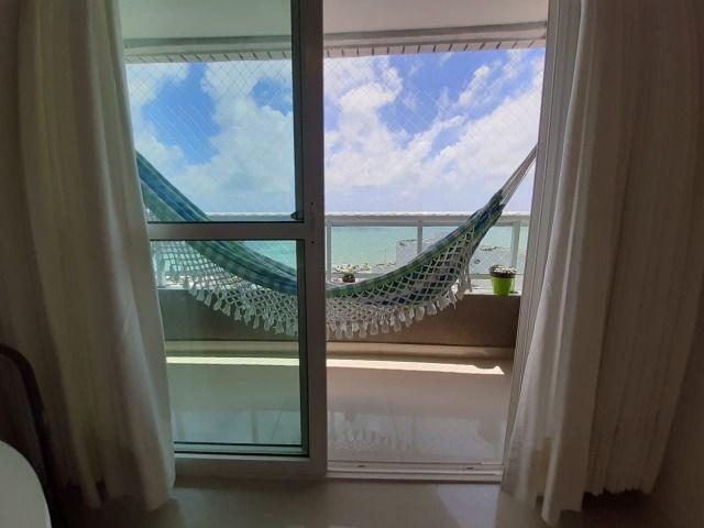 Apartamento alto padrão andar alto vista para o mar(morro