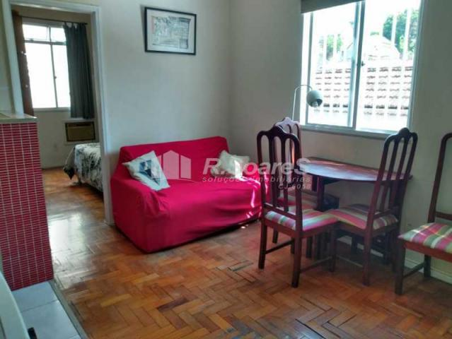 Apartamento para alugar com 1 dormitórios em catete, rio de