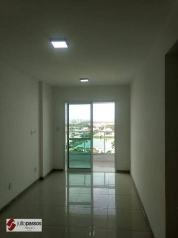 Apartamento para alugar no bairro atalaia, 70m², 2 quartos,
