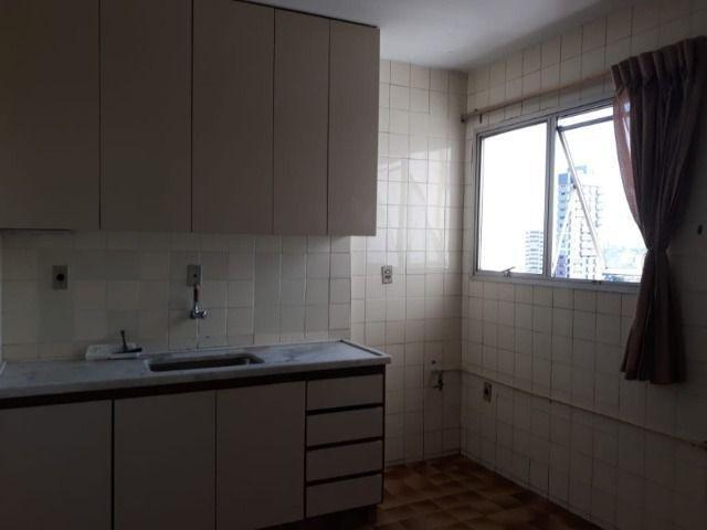 Apartamento para locação no edifício alvorada, sorocaba,