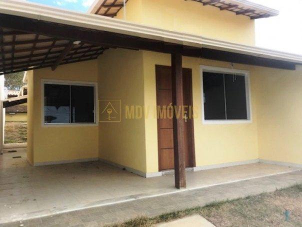 Casa 2 quartos no bairro portal do sol em lagoa santa