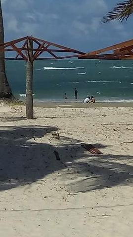 Casa de praia beira mar santa rita