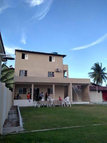 Casa de praia serrambi