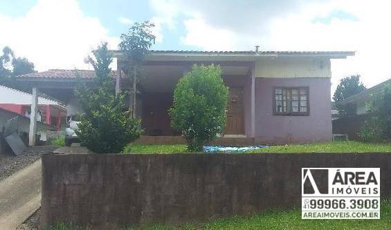 Casa à venda por r$ 72.429,58 - centro - macieira/sc