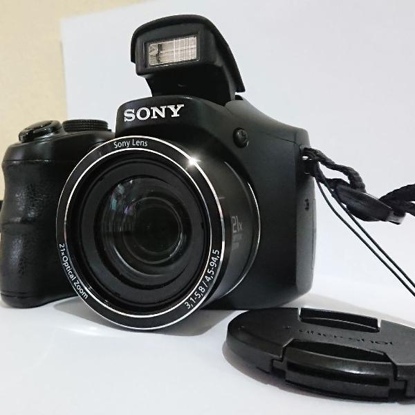 Câmera sony dsh-c100 - cyber shot