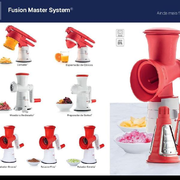 Fusion master system tupperware