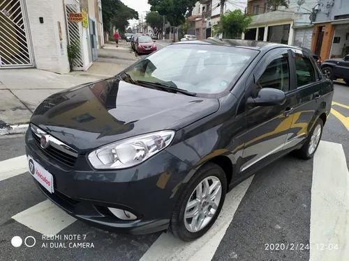 Fiat grand siena 1.6 mpi essence 16v automatico