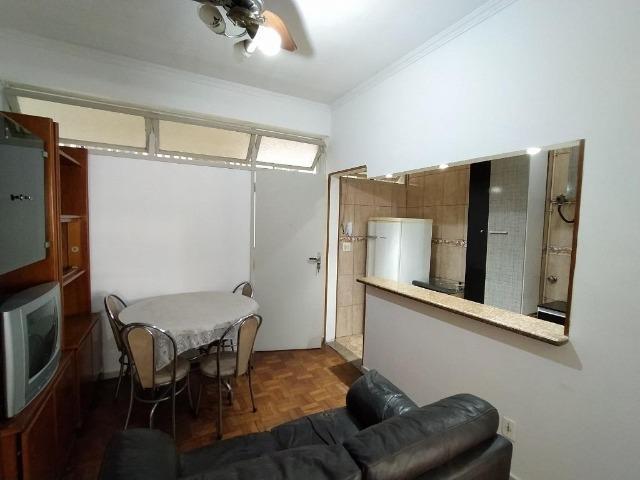 José Menino - 2 dormitórios, cozinha americana, elevador e