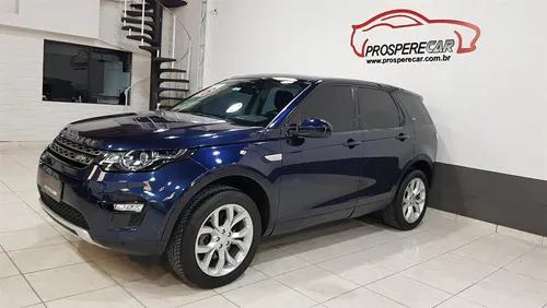 Land rover discovery sport discovery sport 2.0 si4 hse 4wd