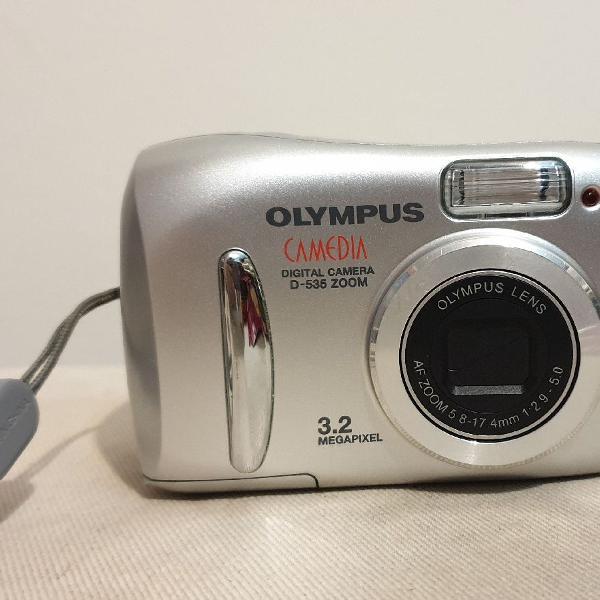 Maquina fotografica olimpikus digital