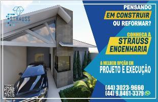 Projeto de casas e sobrados