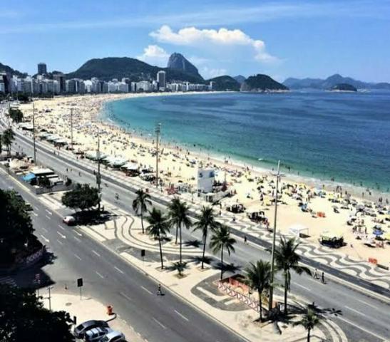 Vaga de quarto em copacabana