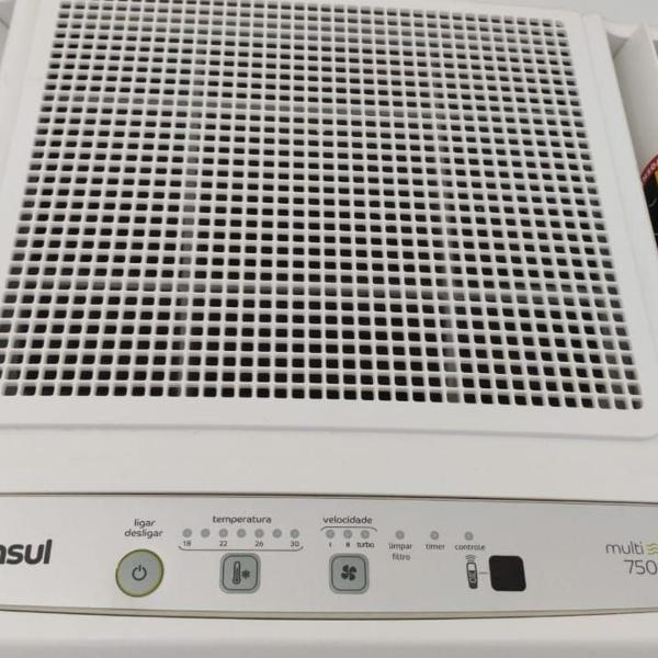 Ar condicionado consul 7500 btu's com controle remoto