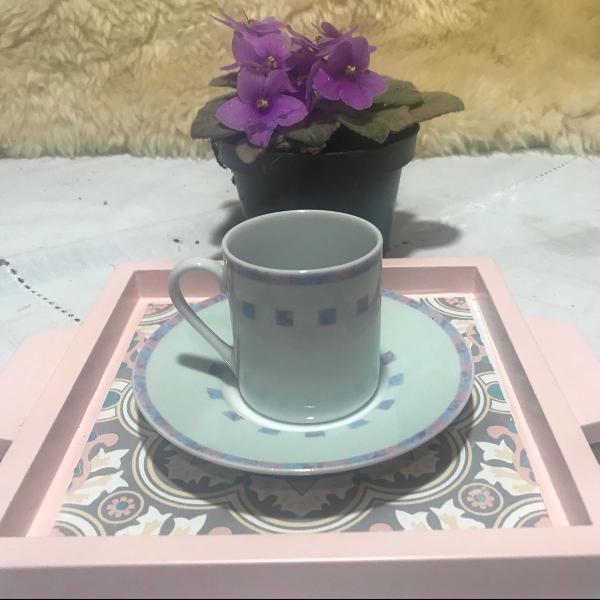Bandeja de café florença