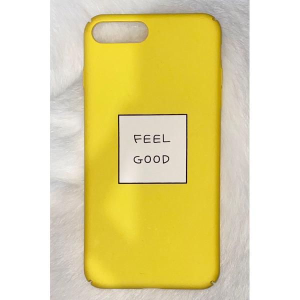 Case amarela iphone 8 plus