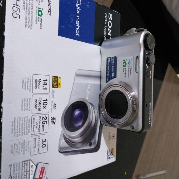 Câmera e filmadora digital sony sony