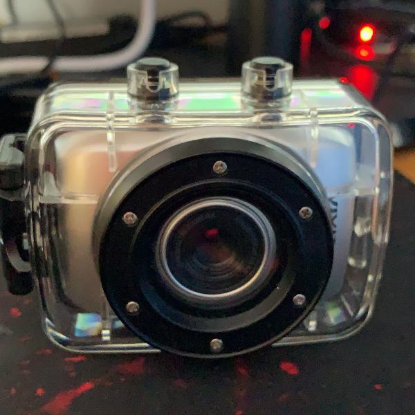 Câmera fotográfica vivitar
