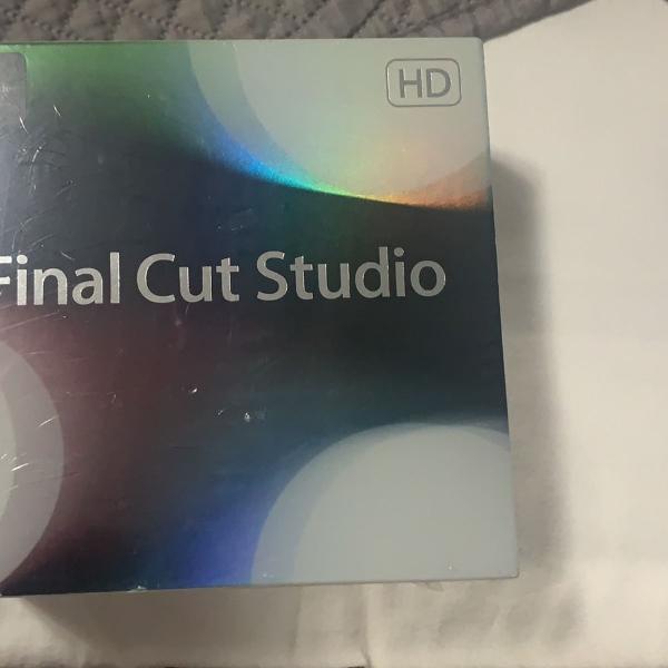 Final cut studio 7 upgrade
