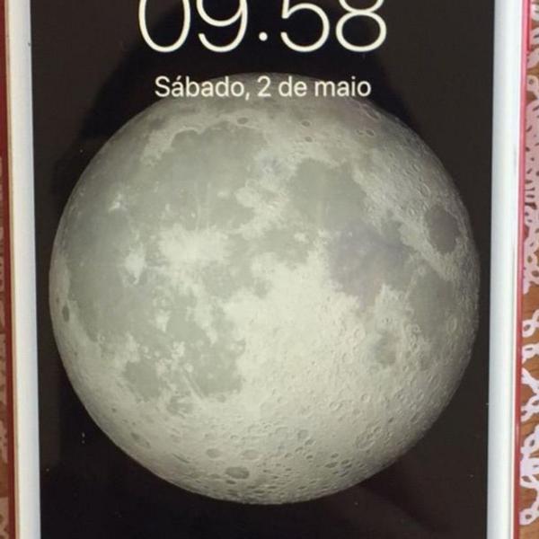 Iphone 7 128gb edição especial (red) novíssimo