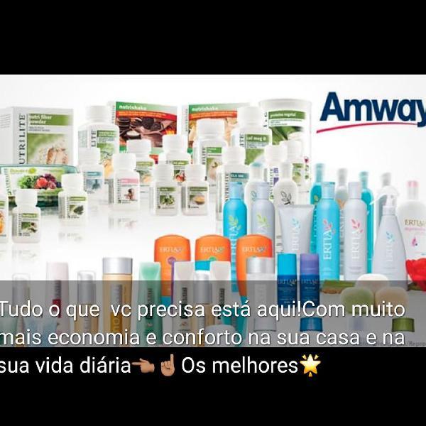 Produtos da amway