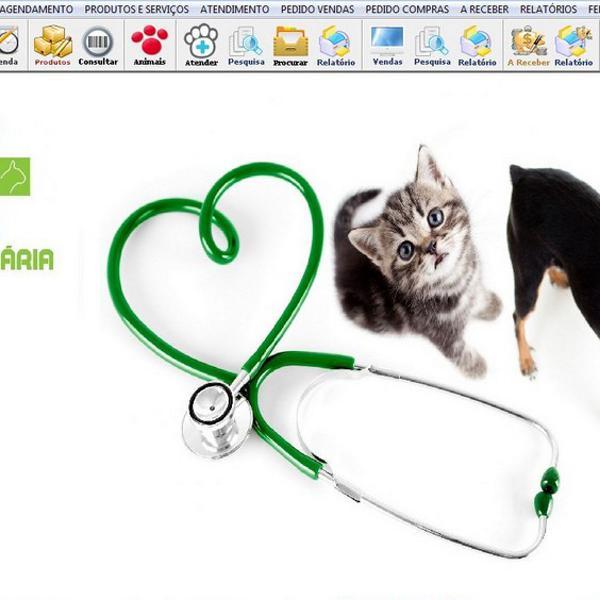 Software para clínica veterinária