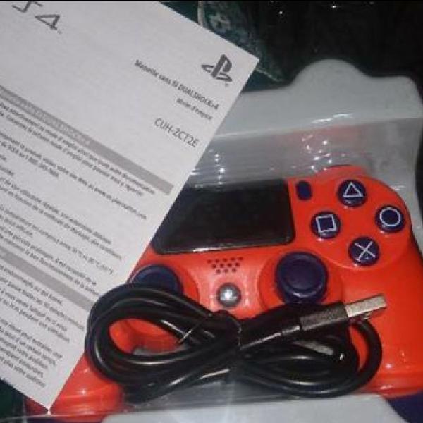 1 controle original playstation 4 e um jogo original