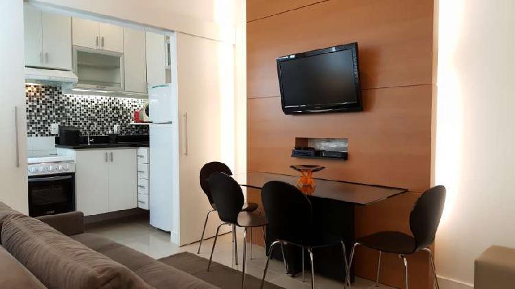 Aluguel quarto sala com garagem quadrilátero do charme