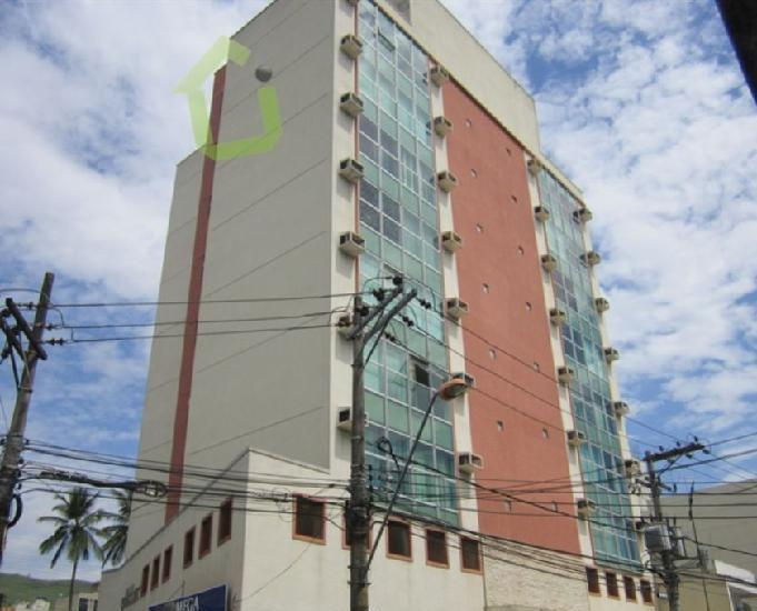 Aluguel - sala comercial no centro de nova iguaçu