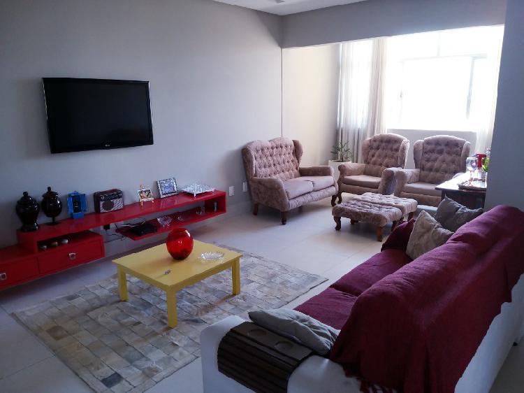 Apartamento residencial em salvador - ba, costa azul
