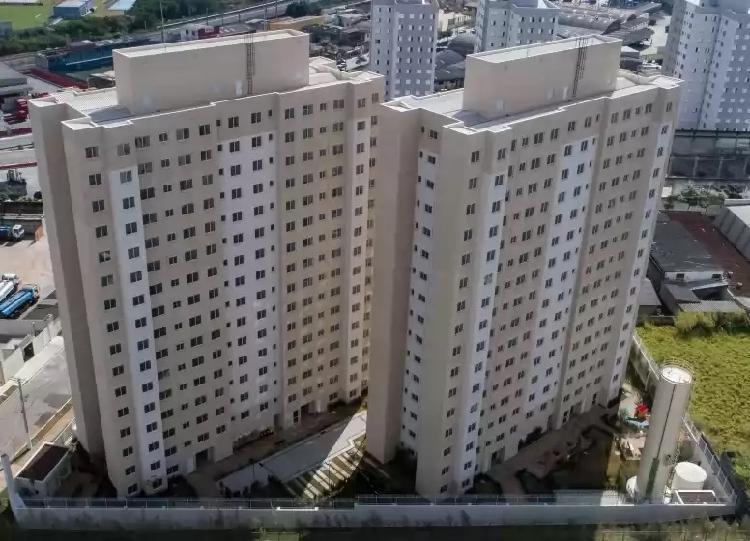 Apartamento 41 m²... 2 quartos... lazer na vila sílvia/sp