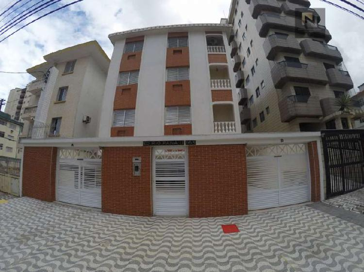 Apartamento padrão para venda em vila guilhermina praia