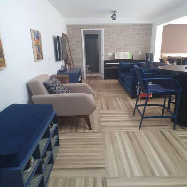 Apartamento reformado e mobiliado 49 m2