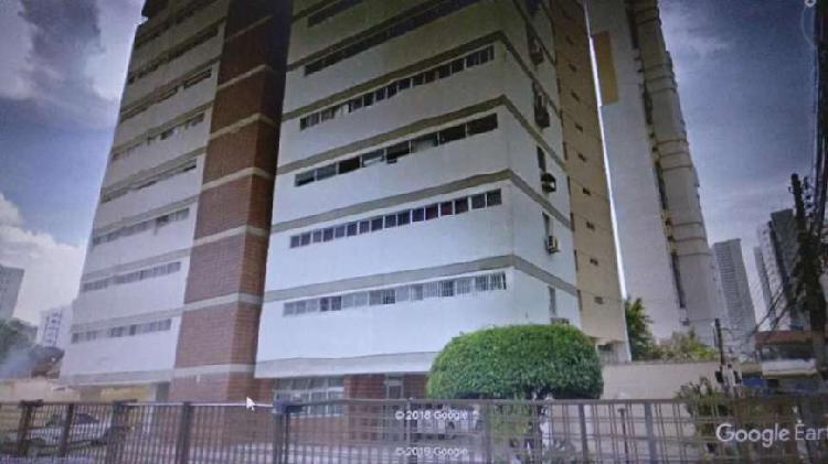 Apartamento de 100 metros quadrados no bairro boa viagem com