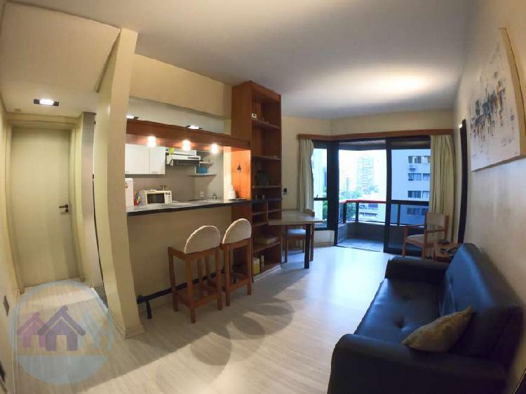 Apartamento para aluguel no itaim bibi, são paulo - sp