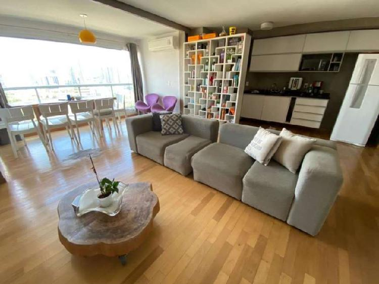 Apartamento para locação com 69m² - brooklin, sp
