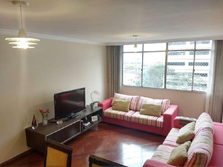 Apartamento para venda com 81 metros quadrados com 3 quartos