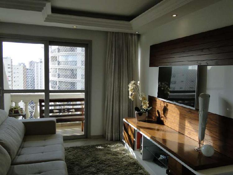 Apartamento para venda possui 63 metros quadrados com 2