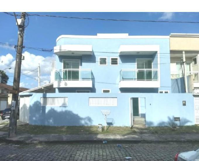Bairro manoela - casa duplex nova 2 suítes - 90m2 - docs ok
