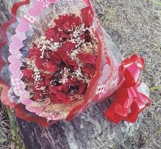 Buquê de flores ?