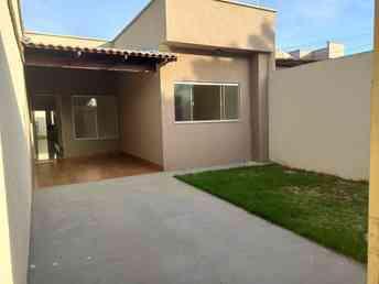 Casa com 3 quartos à venda no bairro jardim vila boa, 92m²