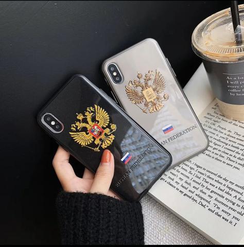 Case luxo para vários modelos de celular