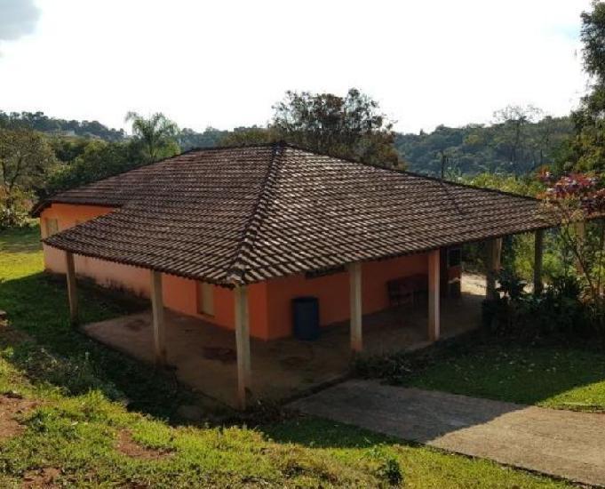 Chácara bragança 4 mil m² terreno e 121 m² construção!