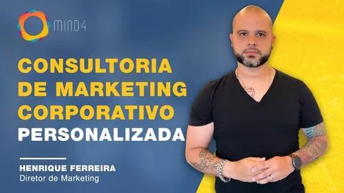 Consultoria de marketing, gestão e estratégia