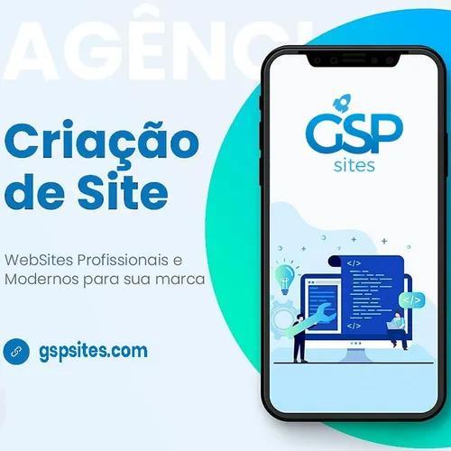Criação de sites profissionais e lojas virtuais - gsp