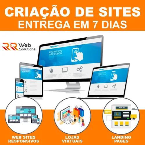 Criação de sites profissionais (institucionais)