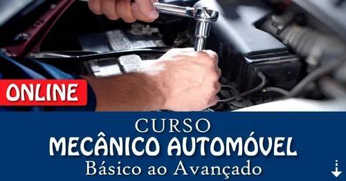 Curso mecânico de automóvel completo 2.0- com certificado