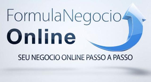 Curso online formula negócio online
